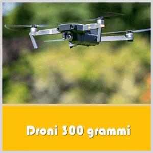 Migliori Droni 300 grammi: prezzo e recensione