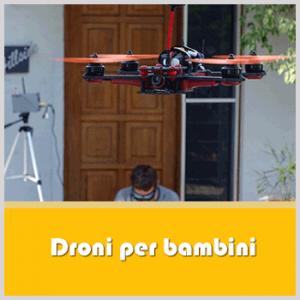Migliori Droni per bambini: prezzo e recensione