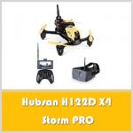 Hubsan H122D X4 Storm PRO