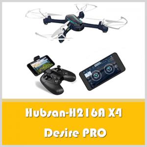 Hubsan-H216A X4 Desire PRO