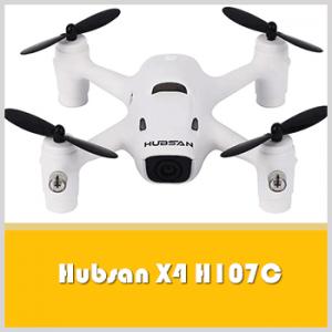 Hubsan X4 H107C