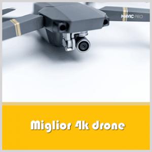 Miglior 4k drone: prezzo e recensione