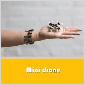 Migliori Mini droni con telecamera: prezzo e recensione
