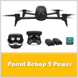 Parrot Bebop 2 Power