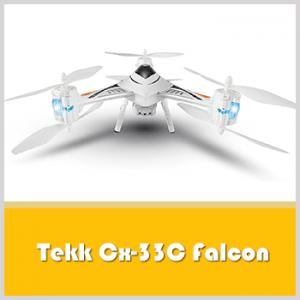 Tekk Drone Cx-33C Falcon