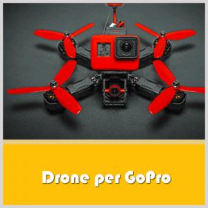 Miglior drone per GoPro: prezzo e recensione