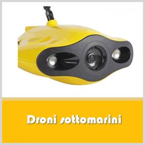 droni sottomarini